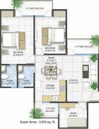 2050 sq ft 3 bhk 3t apartment for sale in panchsheel pratishtha