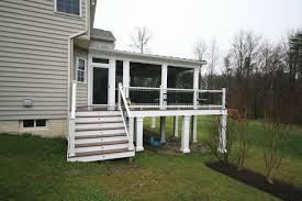 maryland deck porch builders