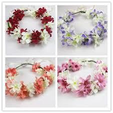 wedding garland 2016 new summer colorful wedding garland bohemian headbands