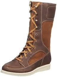 light brown boots womens timberland bratle tall light brown women s boots amazon co uk