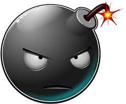 Mondspeer Deviantart - new smiley bomb by mondspeer on deviantart