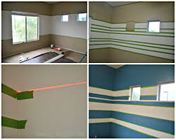 painting stripes on walls in kids room lightandwiregallery com