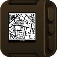 Maps And Direction Pebbgps Pebble Smartwatch Maps And Directions App Profile