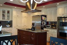 kitchen designs black granite countertops on white cabinets