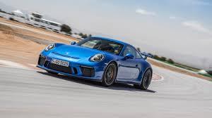 2018 porsche 911 gt3 new porsche tested on track youtube