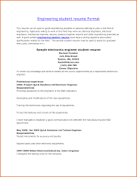 Manufacturing Resumes Resume Format For Engineering Students Download Resume For Your
