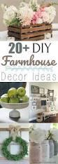 diy farmhouse decor ideas 20 easy farmhouse decor ideas