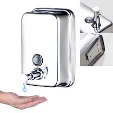 inspirations sink soap dispenser for soap supply system ideas