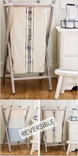 Space Saving Laundry Hamper by 10 Cool Clothes Hamper Ideas For Your Laundry Room