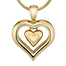 necklace with photo pendant images Eternity heart cremation ashes necklace with 18k gold finish jpg