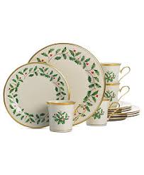lenox dinnerware collection china macy s