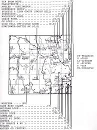 The Ghost Map Ghost Mine Maps Softcover B02 Dakota Matrix Minerals