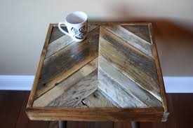small wood end table furniture accessories square modern wood end table in rustic style