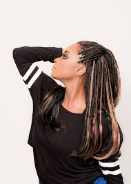 micro braids hairstyles for long hair micro braids hairstyles with human hair what you should consider