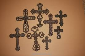 crosses for wall pretentious crosses wall decor together with rustic cast iron