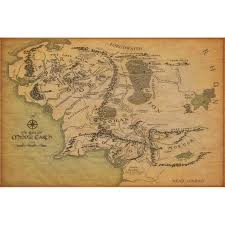 Lotr Home Decor Compare Prices On Lord Rings Canvas Online Shopping Buy Low Price