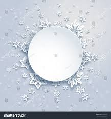 winter snowflakes frame stock vector 541690273 shutterstock