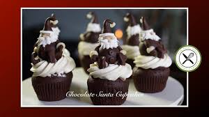 Real Deals Home Decor Locations Chocolate Santa Cupcakes U2013 Bruno Albouze U2013 The Real Deal Youtube