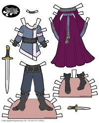 cartoon wine png a set of fantasy costumes for the sprite printable paper dolls