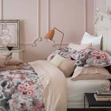 buy christy harlow duvet set pink amara