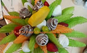 fruit arrangment pajai arrangement