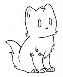 simple drawing of cat 6 pics of simple cat coloring pages stampy