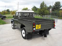 land rover pickup truck all original 1980 land rover defender hi cap offroad for sale