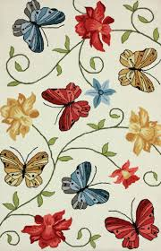 butterfly area rugs 87 best country cottage shabby chic images on pinterest shaggy