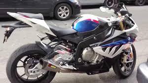 bmw bike 1000rr akrapovic bmw s1000rr full exhaust system amazing sound bx48 moto
