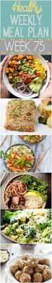 plan it cuisine healthy meal plan week 75 healthy weekly meal plan weekly meal