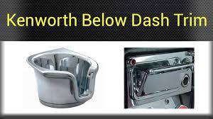 Semi Truck Interior Accessories Kenworth Interior Parts Big Rig Chrome Shop Semi Truck Chrome