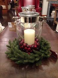 Ideas For Christmas Centerpieces - best 25 pottery barn christmas ideas on pinterest pottery bar