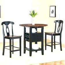 high top round kitchen table counter height kitchen tables wonderful tall round kitchen table and