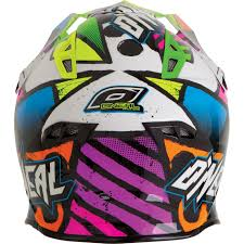 yellow motocross helmets oneal 10 series glitch red yellow motocross helmet mx quad crash