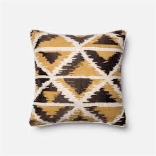 Loloi Pillows Dhurrie Style Pillow Loloi Pillows Loloi X Magnolia Diamond Woven Pillow Size One Size