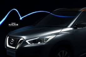 nissan kicks 2016 nissan kicks teased ahead of 2016 rio olympics motoring world