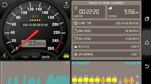 speedometer app android garmin kneed spirit