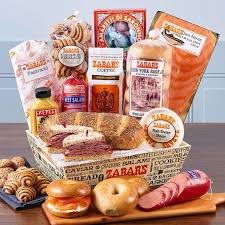 Zabar S Gift Basket Where To Find Gifts For Your Favorite Foodie Wheretraveler