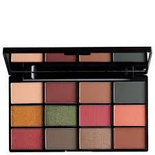 Makeup Nyx nyx professional makeup in your element shadow palette earth