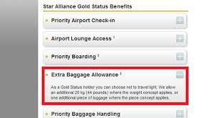 Luggage United Airlines United Airlines Reduces Star Alliance Gold Checked Baggage