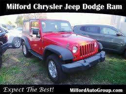 jeep wranglers for sale in ct jeep wrangler for sale in milford ct carsforsale com