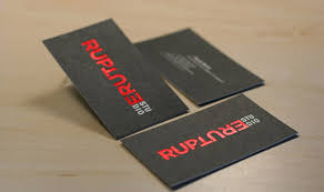 Red Business Cards Red Business Cards Inspiration Cardfaves