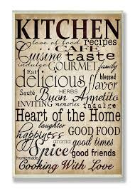 Home Decor Wall Signs by Kitchen Wall Signs Kitchen Design