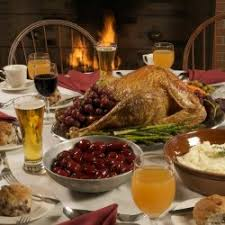 the story of thanksgiving dinner 1 00 pm in housatonic ma nov