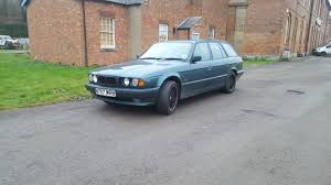breaking spares repair u0027s e34 518 touring ascot green manual