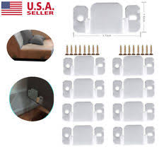 Sectional Sofa Connectors by Furniture Connector Ebay