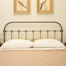 White Metal Headboard by Best 25 Metal Headboards Ideas On Pinterest Bed Frame And