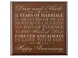 5th year anniversary gift ideas 5 year anniversary gifts ideas for him and for 5 year