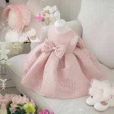 new years dresses for kids 2017 children lace dress hot bowknot gown dresses new