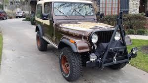 jeep golden eagle for sale 1979 original jeep cj7 golden eagle 304 v8 4 speed levi package